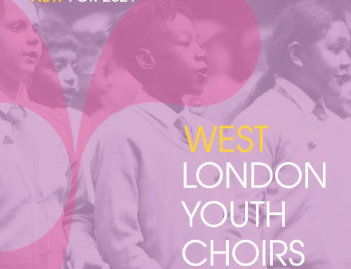 London Youth Choir – Free introductory workshop on 28 January
