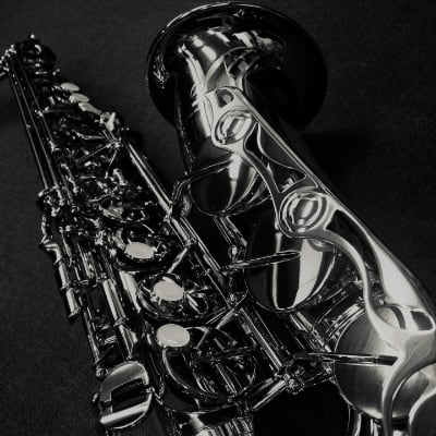 Photo of a Saxophone